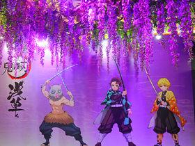 「鬼滅の刃」×浅草コラボイベントで鬼滅の舞台 浅草を楽しもう