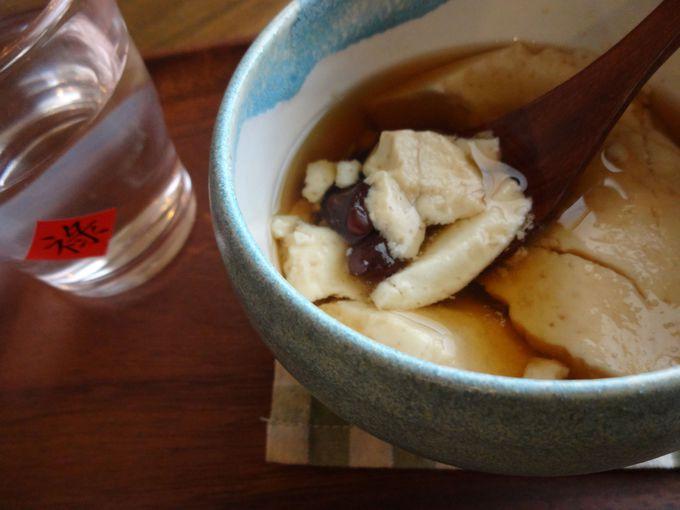 老若男女に愛される、台湾伝統スイーツ「豆花」