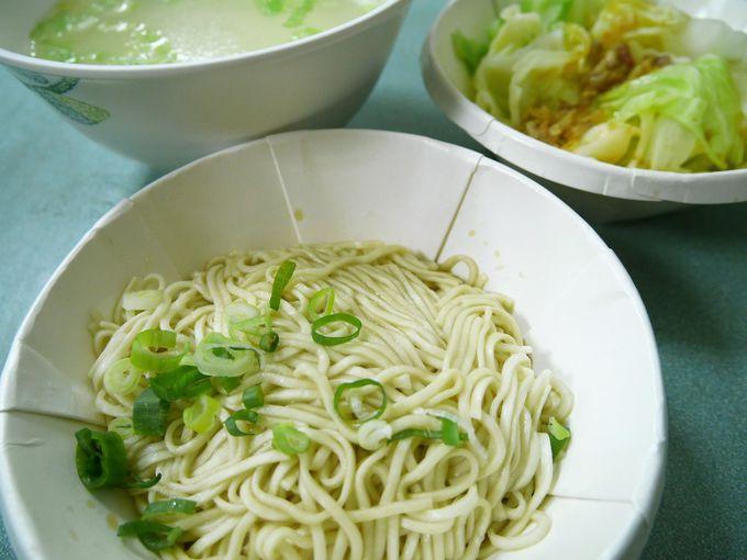 7.福州乾拌麺