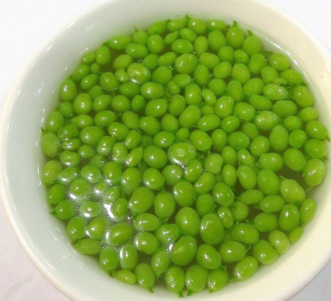 これを飲まずに帰れない!緑の名物スープ