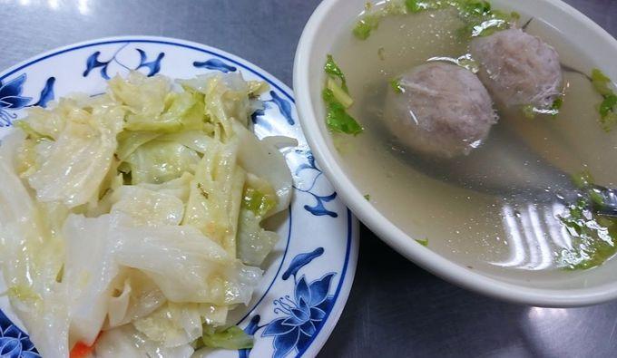 種類豊富なおかずで台湾の家庭料理を!