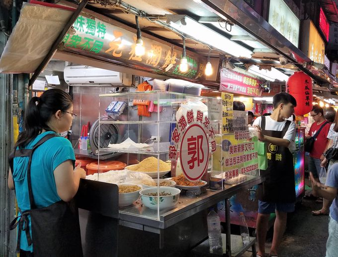 おやつ?主食?台湾風生春巻き「潤餅」