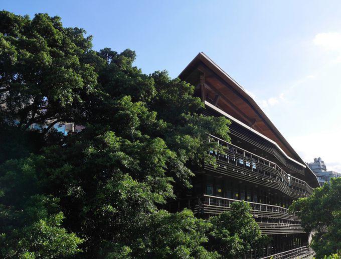 4.台北市立図書館北投分館
