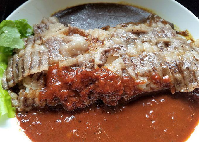 やっぱり食べたい!「近江牛インディアンカレー&ハヤシライス」