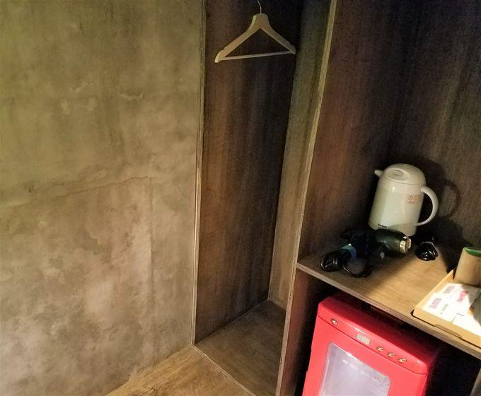 書斎付きの可愛い個室