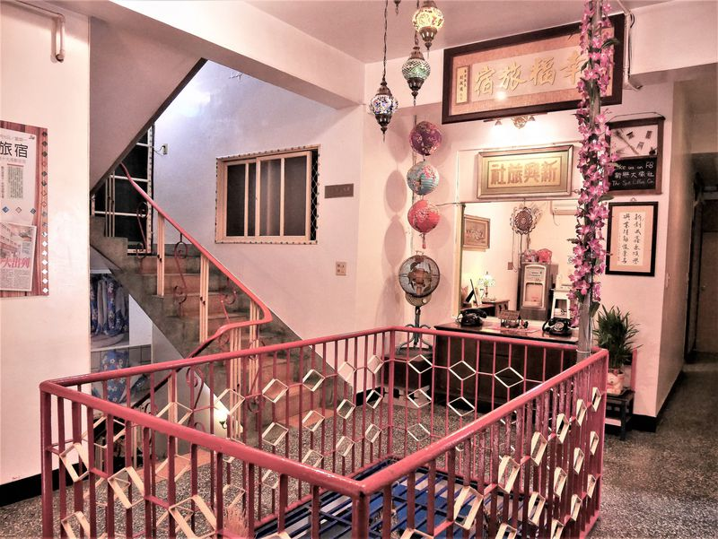 台湾・苗栗のホテル「新興大旅社」懐かしさと温かさのおもてなし