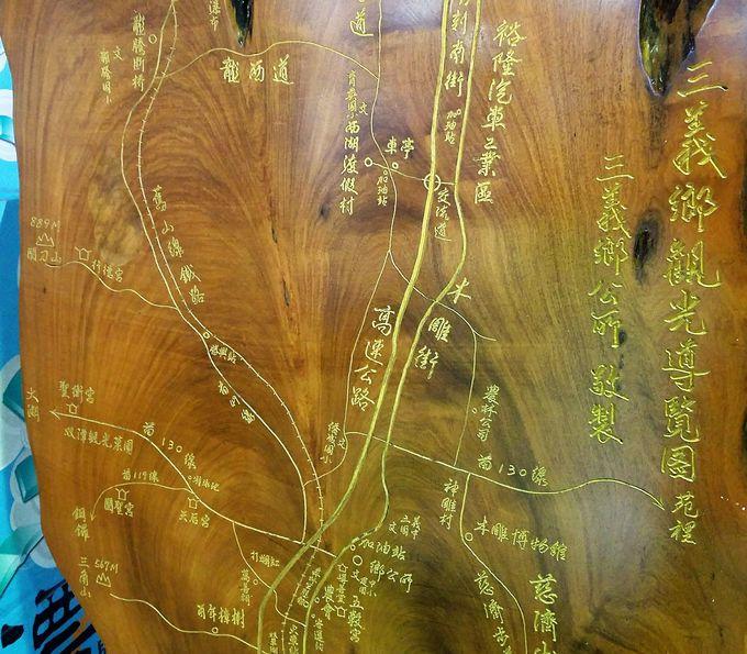 木彫りの街「三義」巡り!
