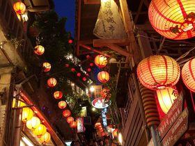 黄金ルートで行く台湾「九フン」陰陽・天空・滝・金塊・夜景ぜんぶ込み!