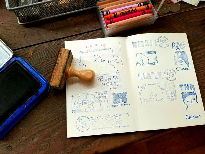 「本東倉庫商店」で世界に一冊だけのノートを!