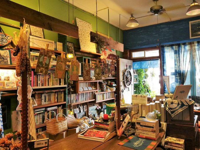 南方澳の風合い漂う書店「春陽號漁港小書房」