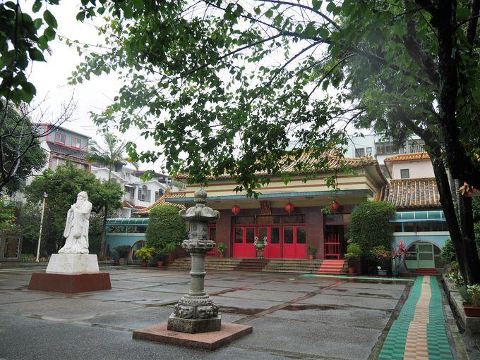 勉学の神様「羅東孔子廟」