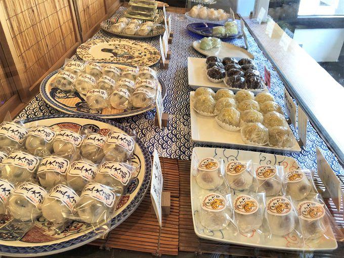 もっちもち!滋賀「御饅頭処 餅兵」伝統と意外性を楽しむ季節の和菓子