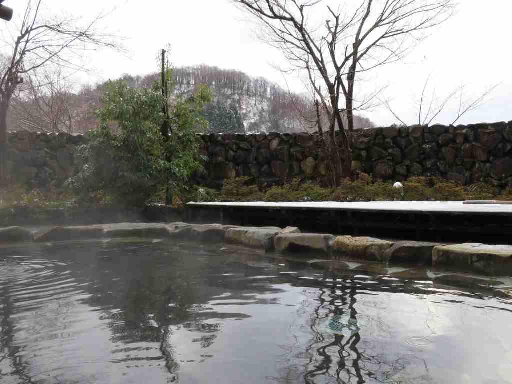 新潟県上越市自然豊かな温泉「くわどり湯ったり村」