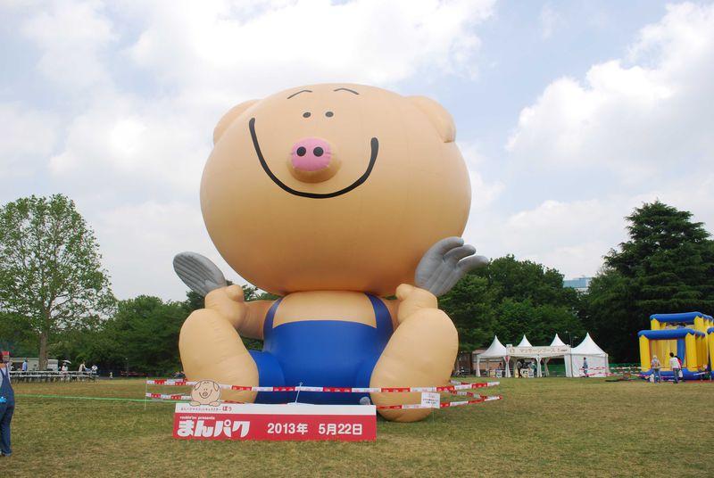 絶品グルメが大集合のフードフェス、「まんパク」が今年も東京・立川にやってきた〜〜っ!!