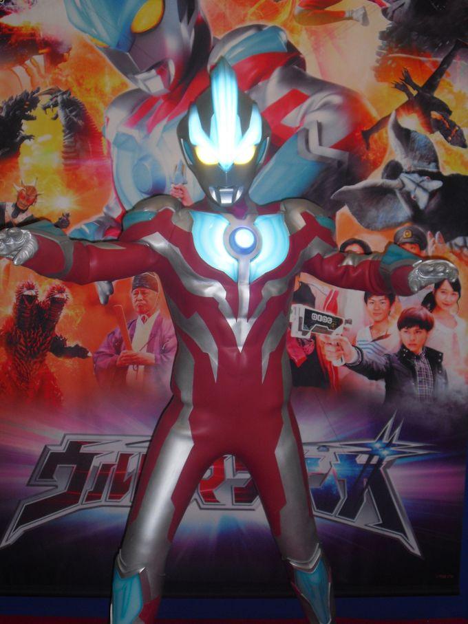 待望の新ヒーロー、その名は『ウルトラマンギンガ』!!