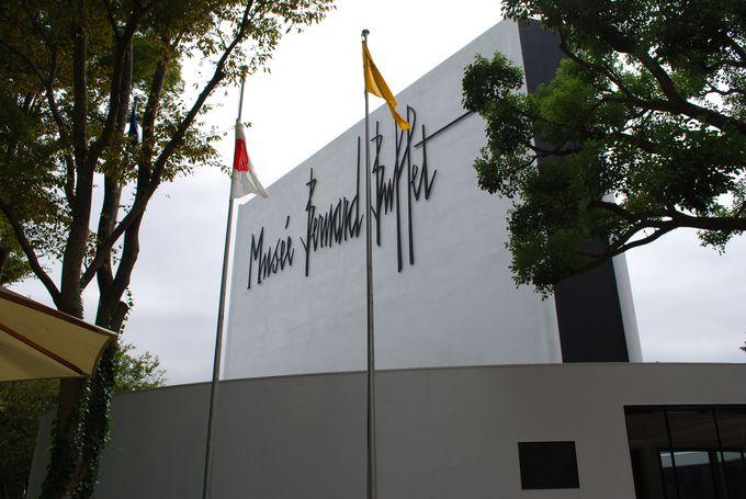 ベルナール・ビュフェが語りかけるアートの世界。
