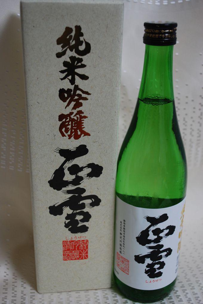 由比の地酒『正雪』はリーズナブルなのに美味しいと評判。