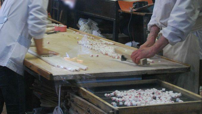 創業大正三年から続く伝統の味は素朴で懐かしさがいっぱい。