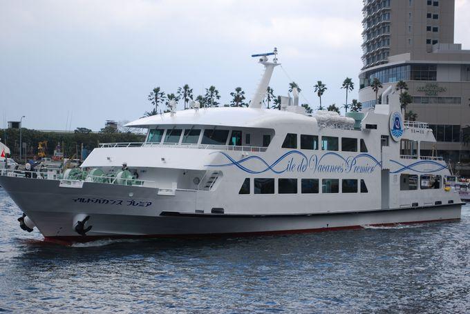 気軽に観光できる人気のリゾートアイランド「初島」