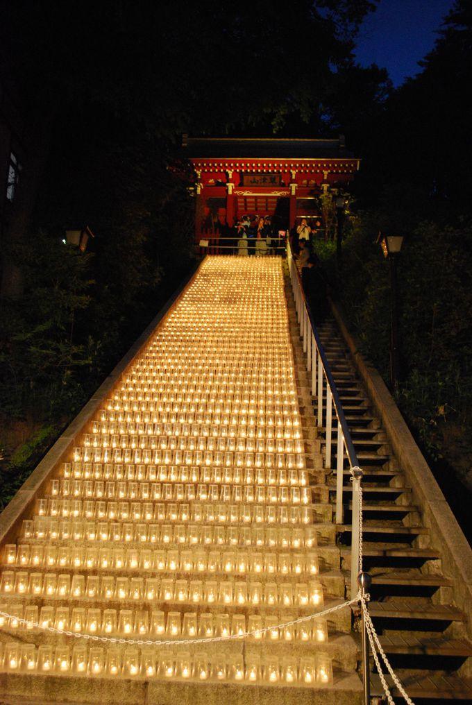 キャンドルイベントも幻想的!草津のパワスポ「光泉寺」