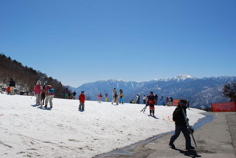 スキー 富士見 場 高原