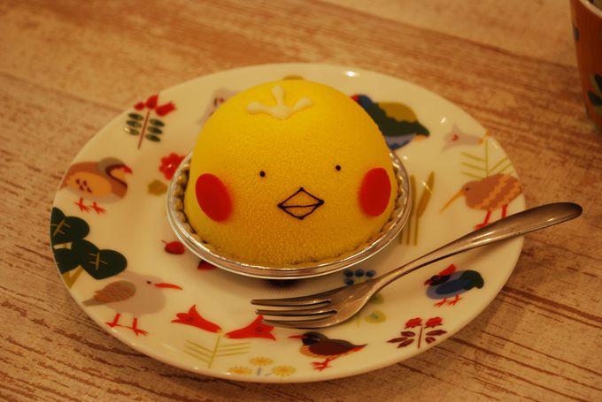 名店とのコラボも!可愛いくて美味しい小鳥のケーキ!!