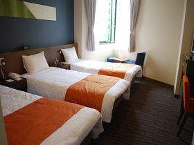 富士登山&観光に最適!駅から2分の「富士山ステーションホテル」