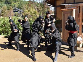 山梨・しのびの里で大人も子供も「忍者」を楽しむ5つのポイント