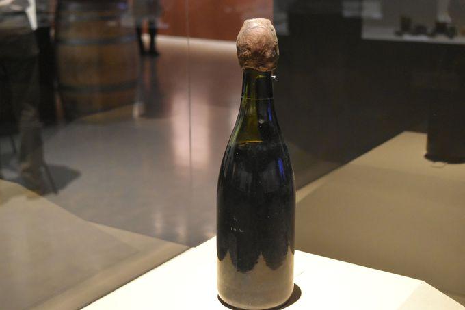 日本最古の「日本産ワイン」をみるチャンス!!