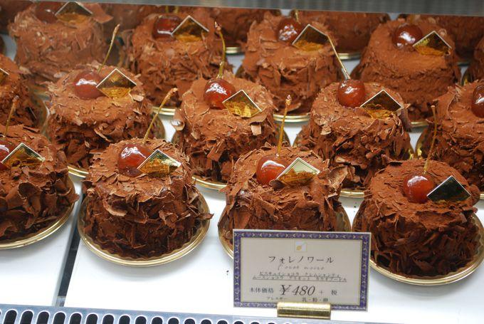 ヨーロッパの伝統菓子でチョコレートを楽しむ