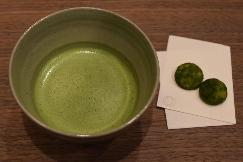 オリジナルの「利休抹茶ぽるぼろん」は幸せを呼ぶお菓子?
