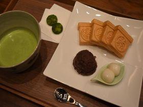 浅草「茶寮つぼ市製茶本舗」が東京初出店!お茶&甘味で至福のひと時