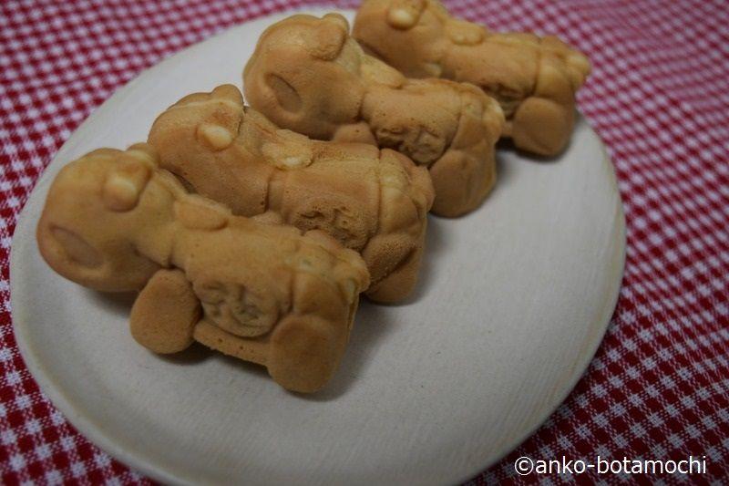 浅草花やしきオリジナルの「パンダカー焼き」はお土産にもおススメ!