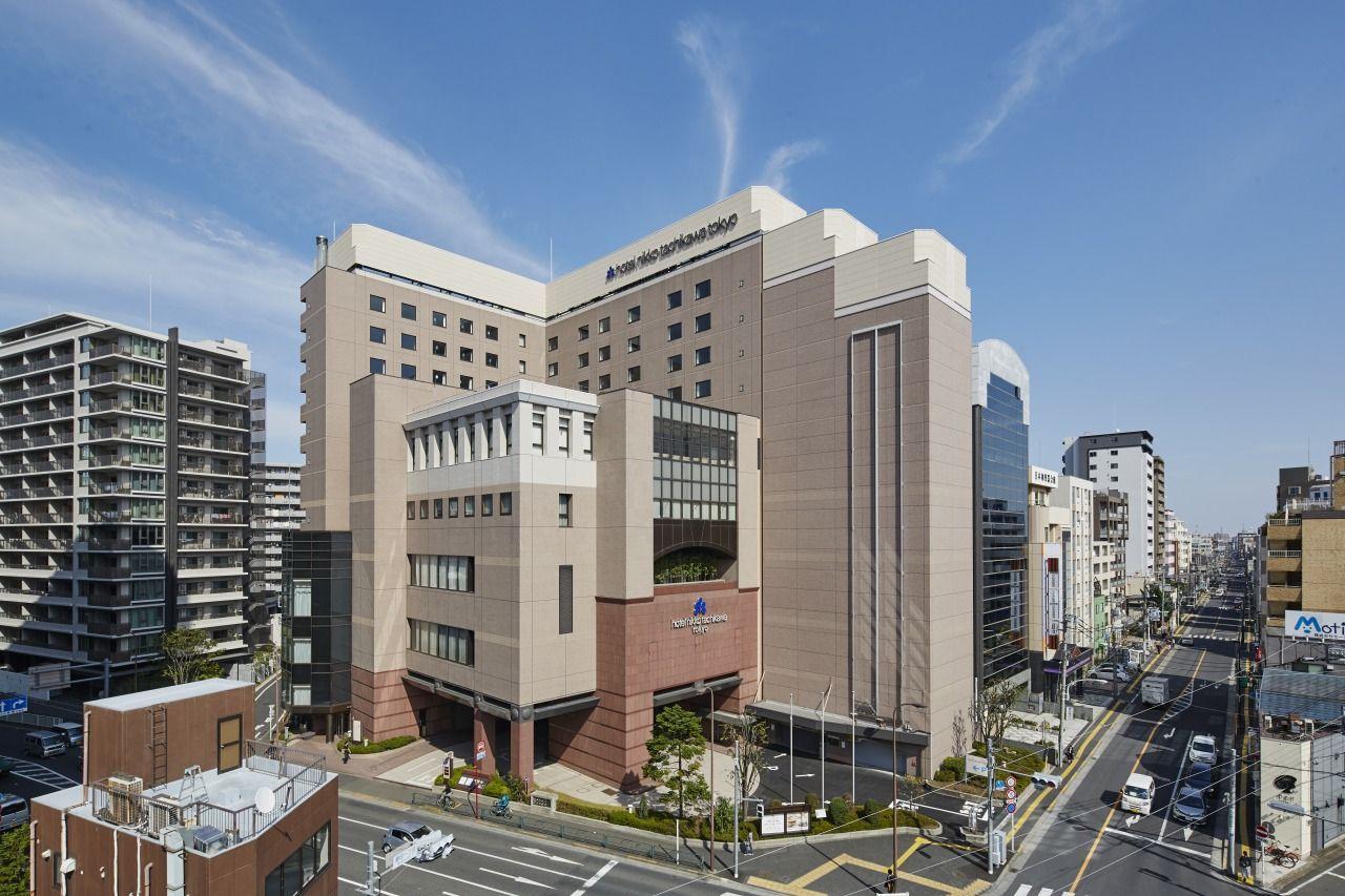 新宿へ27分、高尾山口は24分!アクセス良好な『ホテル日航立川 東京』