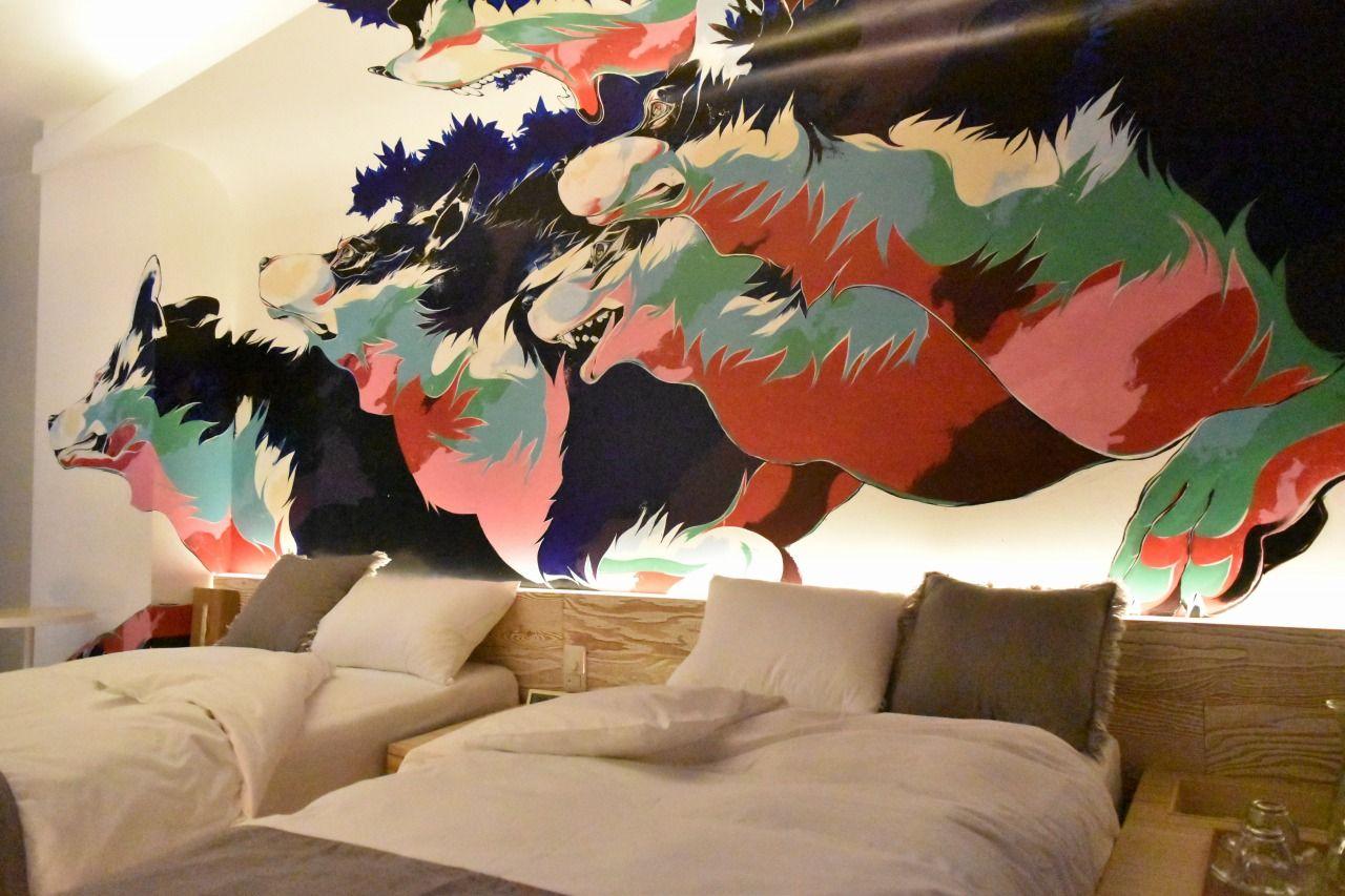 12.Artist Hotel - BnA HOTEL Koenji/杉並区