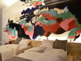 アートとコラボの新感覚ホテル!東京・高円寺「BnA hotel」