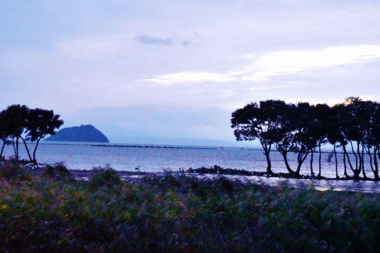 日本で最大の面積と豊かな貯水量を持つ「琵琶湖」