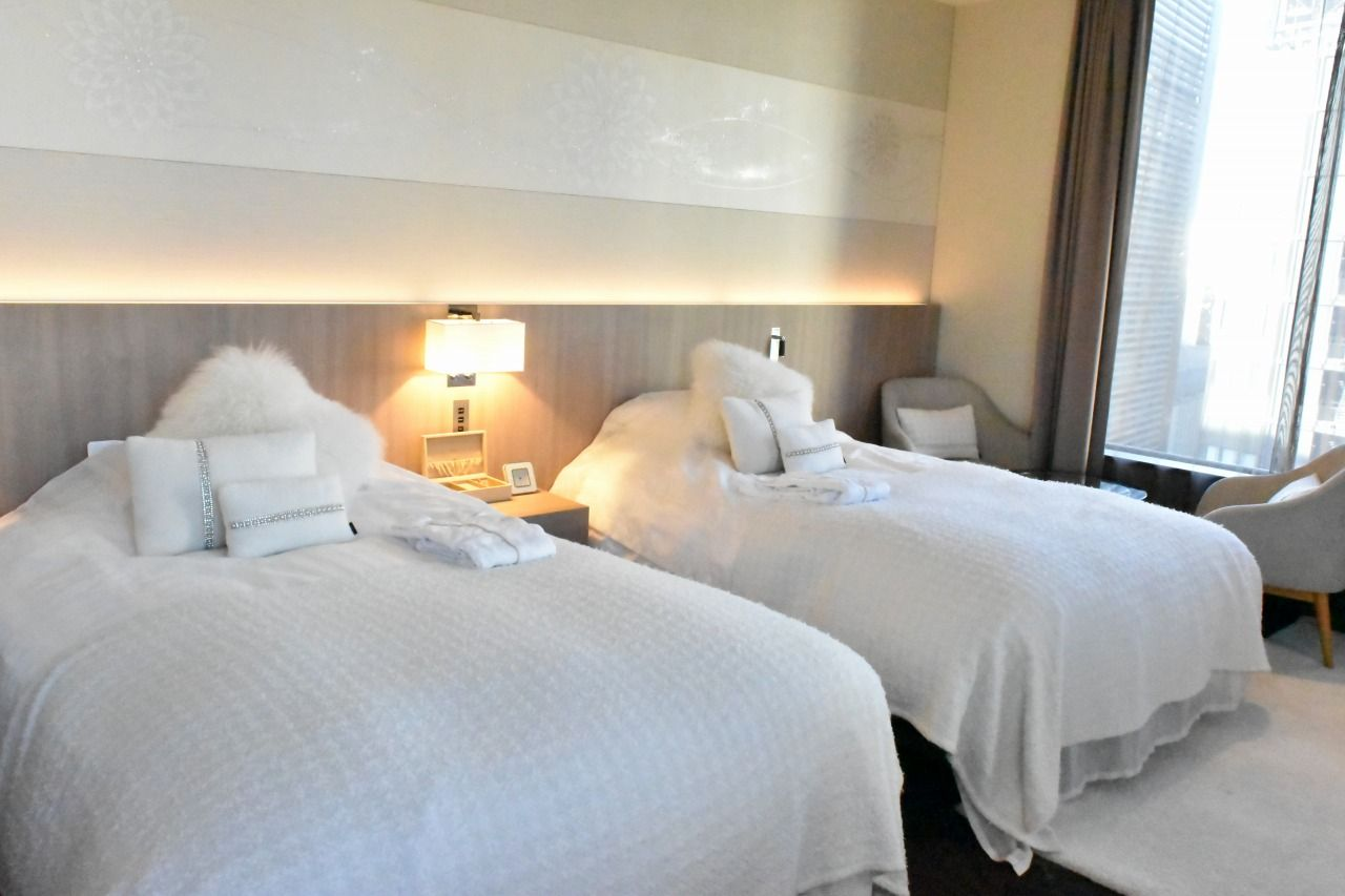 銀座で泊まってみたいホテル10選 女性に嬉しいサービスが目白押し