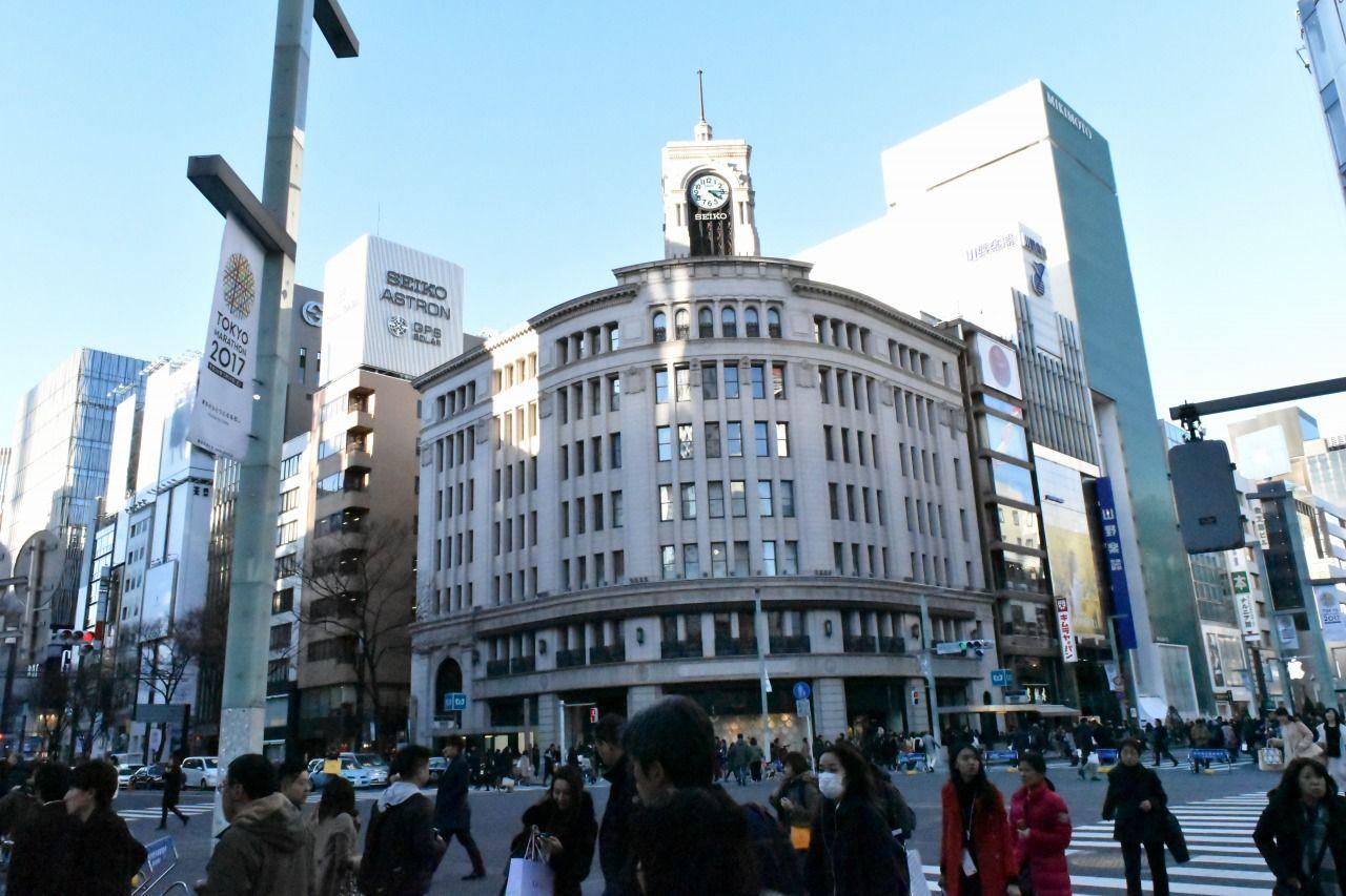 東京の人気観光&ショッピングスポットも徒歩圏内!