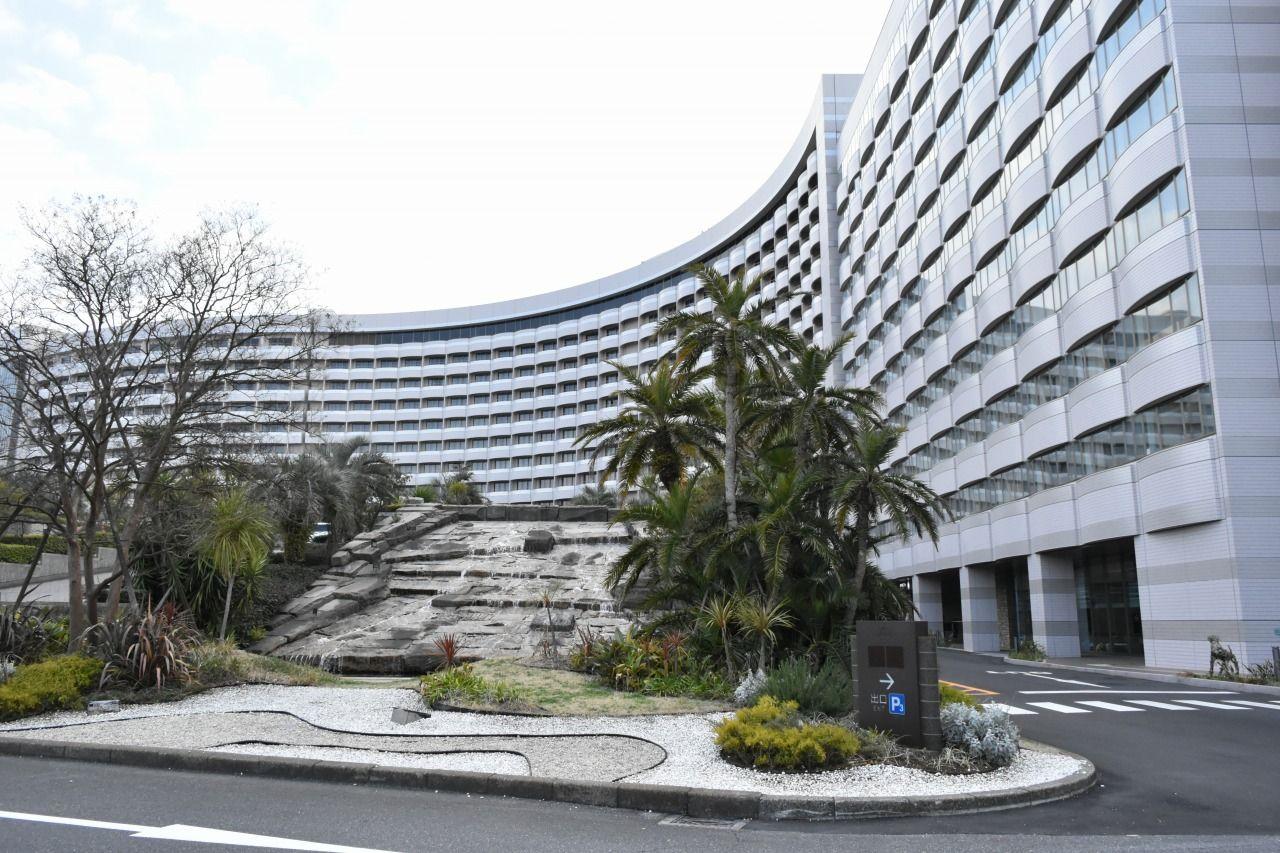 2.シェラトン・グランデ・トーキョーベイ・ホテル
