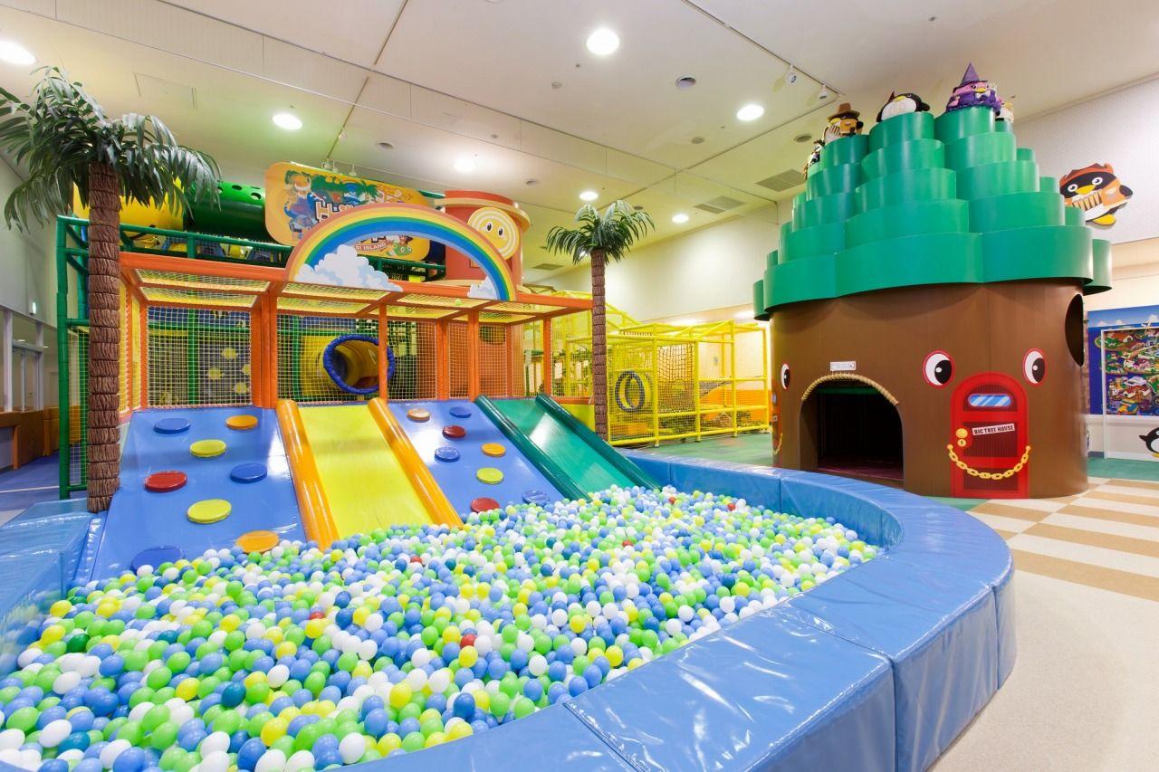 シェラトン・グランデ・トーキョーベイ・ホテルは子連れ旅にも人気