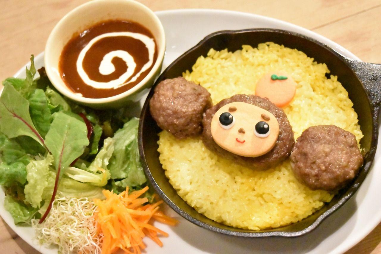可愛すぎて食べられない!?東京・吉祥寺の「チェブラーシカカフェ」