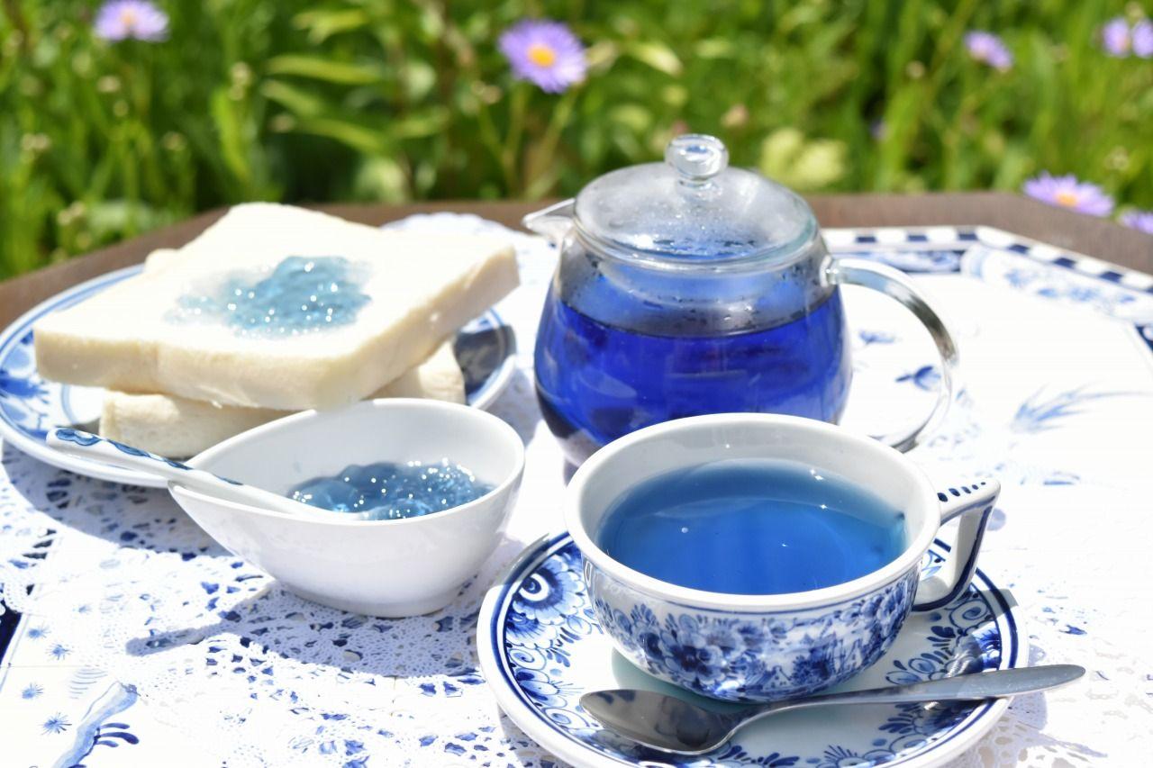世界初の青色ジャム!?青森「青い森の天然青色」が美し過ぎる