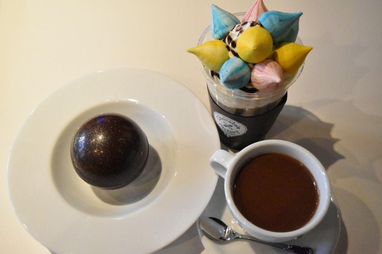 できたての激ウマ「チョコレート」を味わおう!