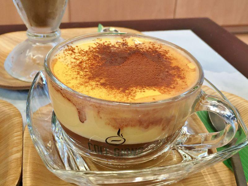 横浜にベトナムのエッグコーヒー専門店「カフェジャン」日本初上陸!