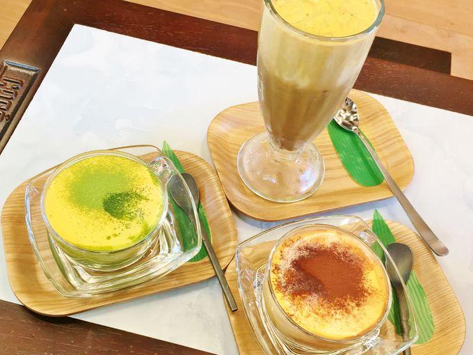 フワフワで美味しい「エッグクリーム」・・・その中身は??