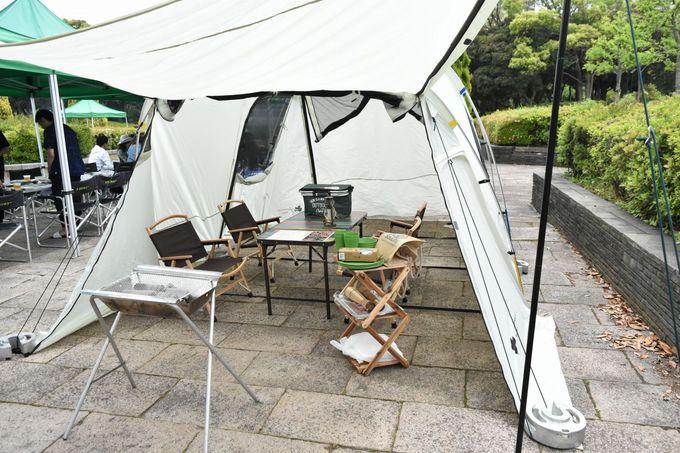 千葉県立公園初のバーベキュー施設は週末予約が殺到中!
