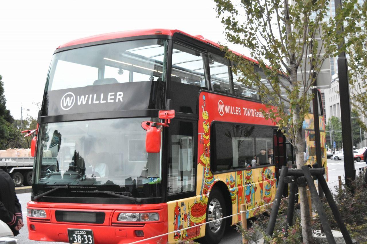 東京観光の新たなシンボル!「東京レストランバス」で名所を巡ろう!