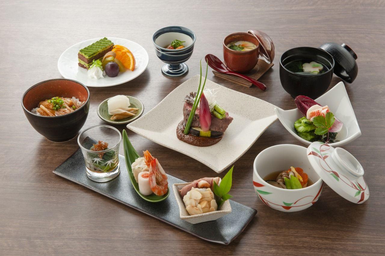 食でも東京観光が楽しめる!「和モダン」コースも登場!