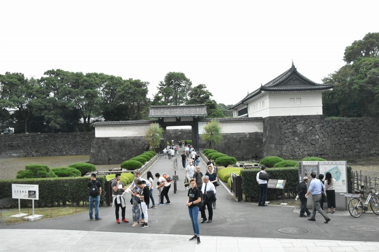 東京の観光名所を網羅したコースを走行!!